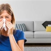 Pulizia anti-allergia per la casa
